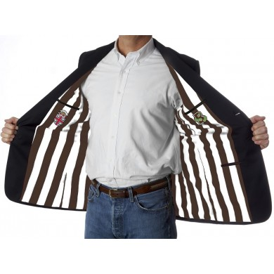 Brown Men's Blazer