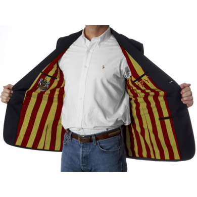 Psi Upsilon Men's Blazer