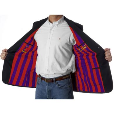 Sigma Phi Epsilon Men's Blazer
