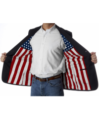 USA Men's Blazer