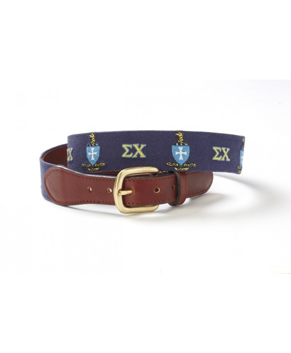 Sigma Chi Belt