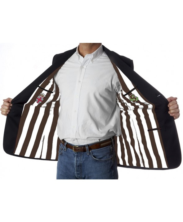 Brown Men's Blazer